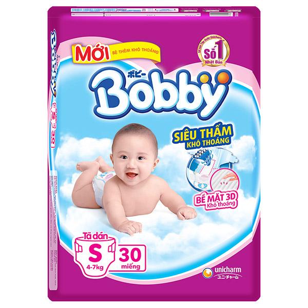 Bỉm dán Bobby