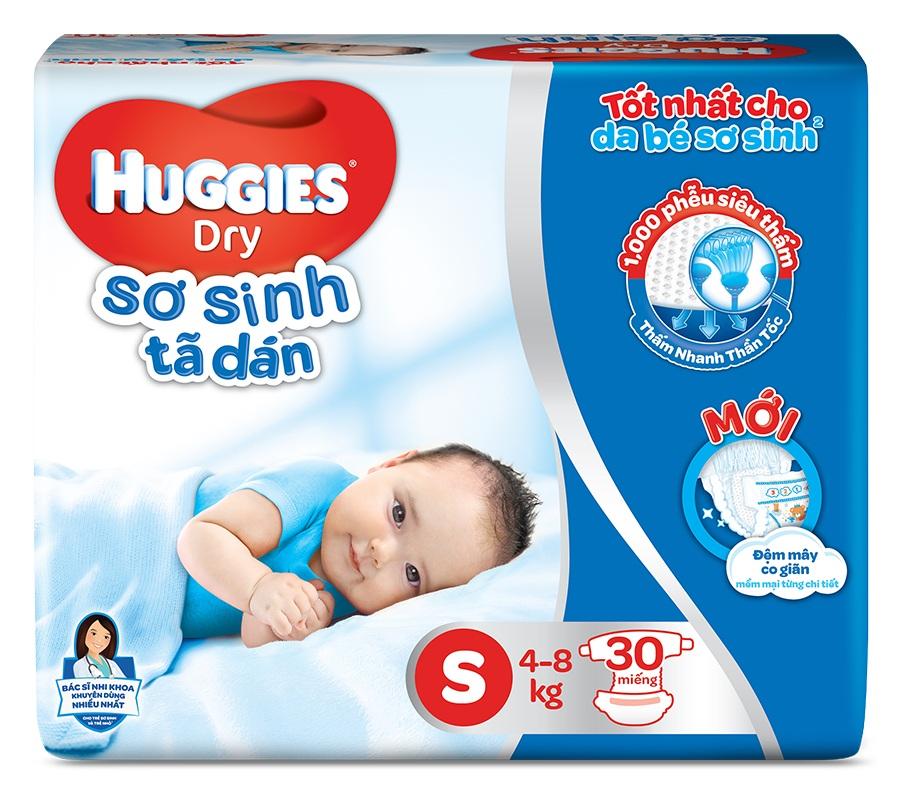 Bỉm dán Huggies