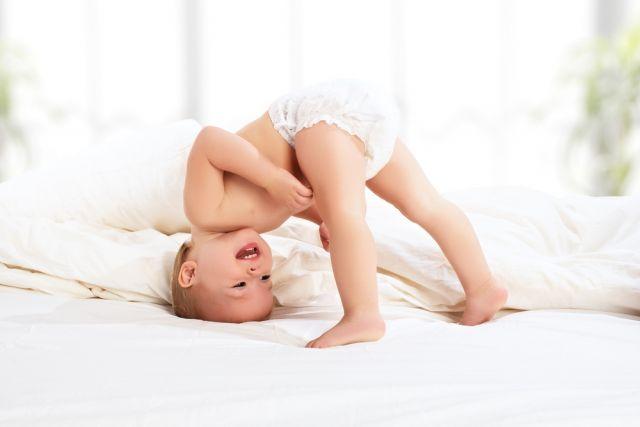 Chọn bỉm phù hợp mang lại cảm giác thoải mái cho bé