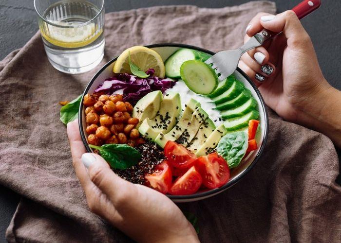 Chế độ giảm cân Eat Clean