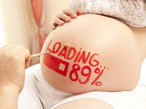 Các biểu hiện bất thường của cơ thể trước sinh 2 ngày có thể là dấu hiệu bạn sắp chuyển dạ