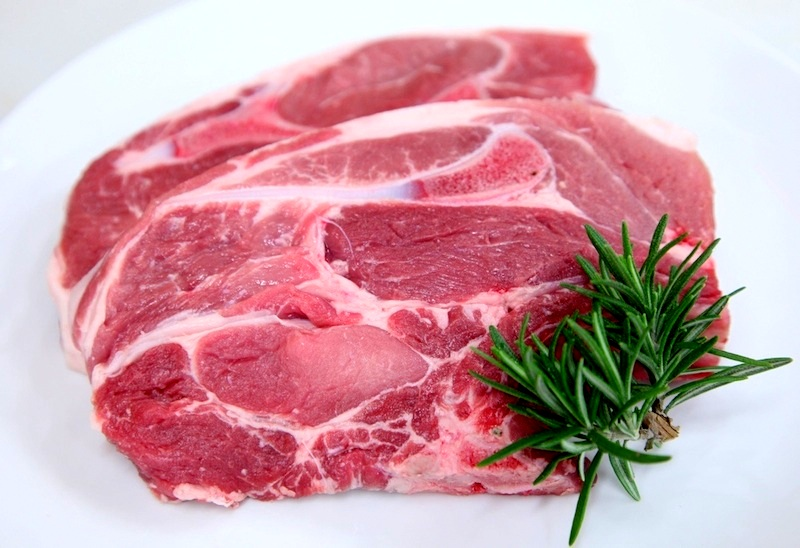 Thịt nạc có khả năng phục hồi vết thương nhanh chóng