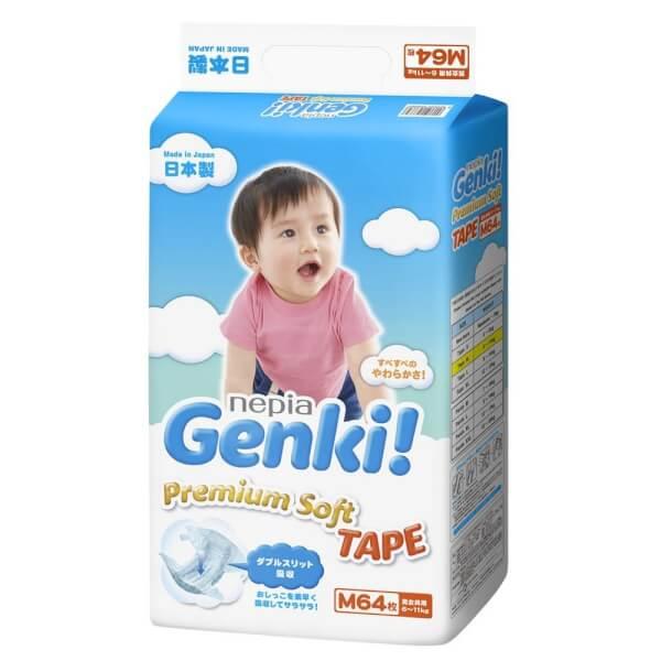 Bỉm Genki
