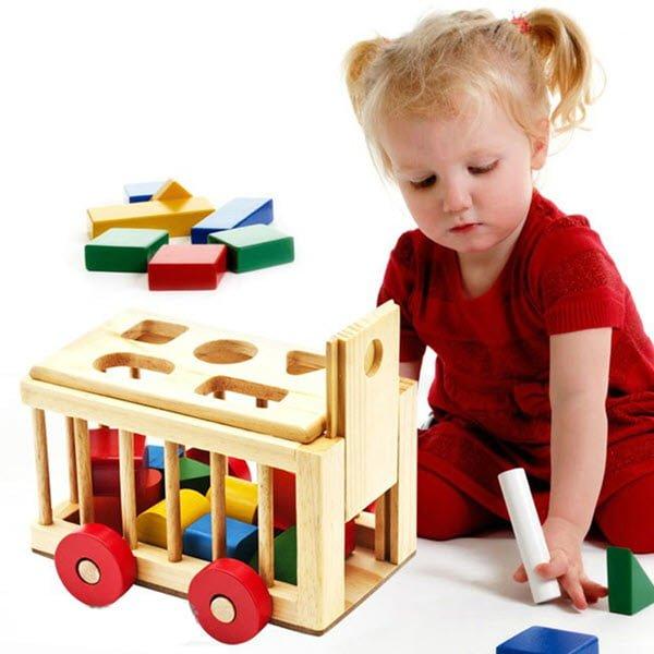 Tiêu chí lựa chọn đồ chơi phù hợp cho bé