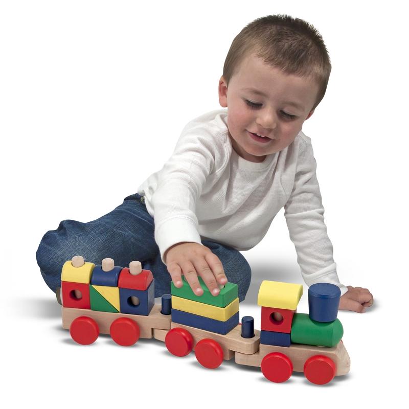 Lựa chọn đồ chơi đảm bảo an toàn với sức khỏe của bé