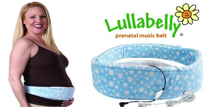 Tai nghe cho bà bầu Lullabelly
